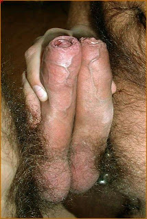Punheta piernas