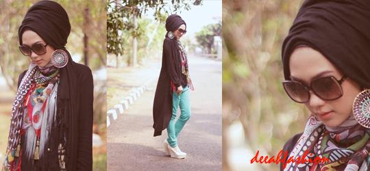 Baju Muslim Idul Fitri 2014 TrendSetter