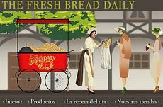 CSS ::: Fresh Bread Daily