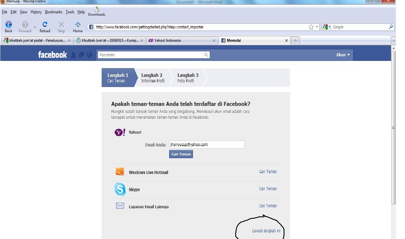 Bagaimana cara kirim foto lewat inbox facebook 12