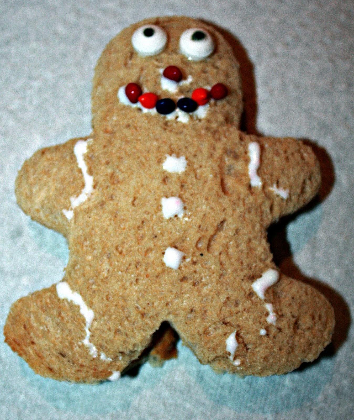 gingerbread boy sandwich 1