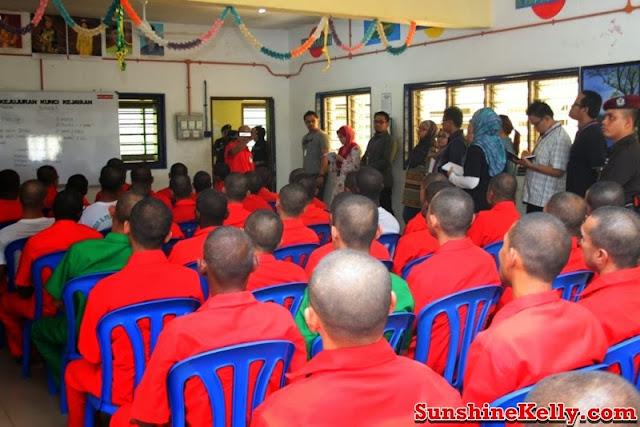 Penjara Sejahtera, blogger dipenjara, Healthy Prison, Prisoners Transformations, penjara malaysia, penjara kajang, transformasi penjara sejahtera, prisoners, Penjara Halaqah
