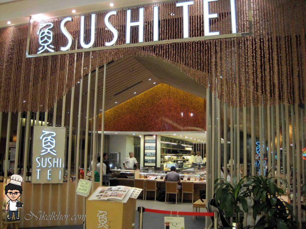 Sushi Tei @ Tropicana City Mall | Nikel Khor ^ ^ PaPago kaki