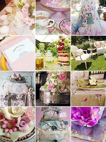 Shabby Chic Wedding Theme ~ Wedding Ideas and Collections