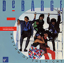 Rhythm of the Night, DeBarge