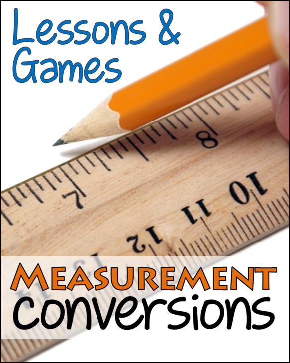 Corkboard Connections: Fun with Customary Measurement Conversions