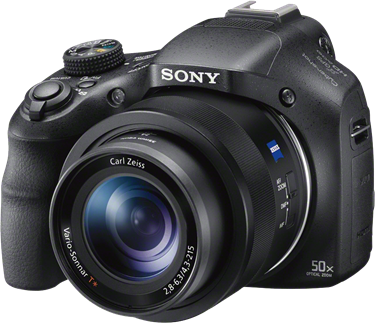 Sony Cyber-shot DSC-HX400V Camera User's Manual