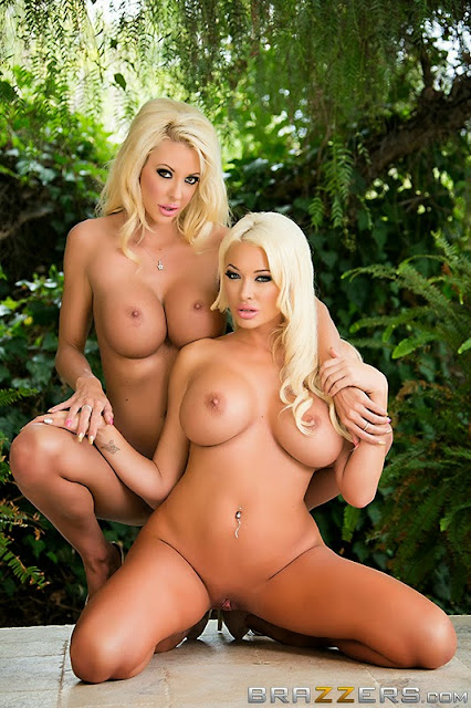 Two For One Busty Blondes