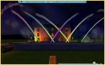 rollercoaster tycoon 3 water show mixmaster pyro
