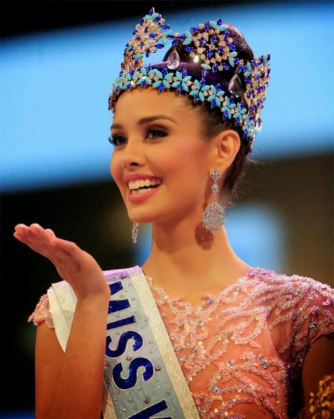 Miss World 2013 Megan Young Gorgeous Photos