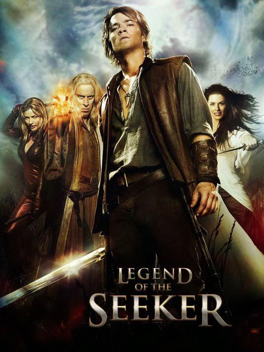 Phim Phiêu Lưu - Hành Động Huyền Thoại Tầm Thủ: Phần 1 - Legend Of The Seeker: Season 1 - 2008