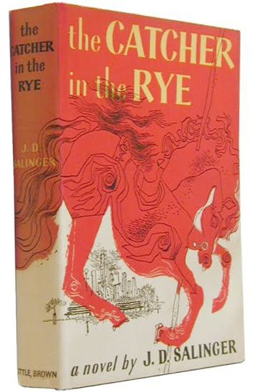 How is Holden an outsider in the book The Catcher in the Rye?