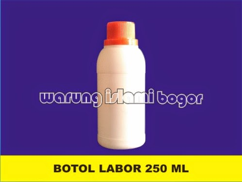 Jual Botol Agro Labor 250ml