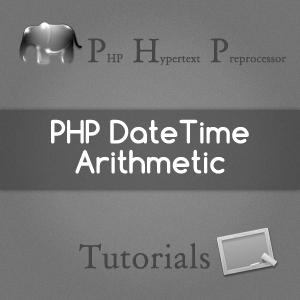 Php date time