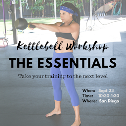 Kettlebell  Essentials Workshop - 3 hours