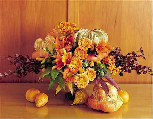 Beautifull flowers 2011 fall wedding flower arrangements Fall floral arrangements