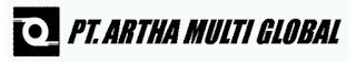 Logo PT ARTHA MULTI GLOAL
