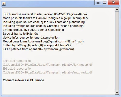 iOS 7.1 Activation lock bypass