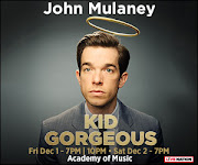 John Mulaney Tix 12-1-17