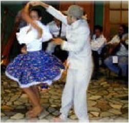 DANZAS DE LA REGIÓN DE LLANOS ORIENTALES DE COLOMBIA