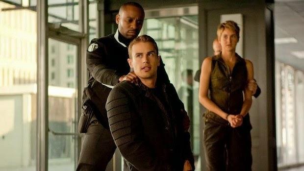 Shailene Woodley, Divergent, Insurgent