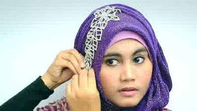 Tips Memilih Aksesoris Untuk Hijab