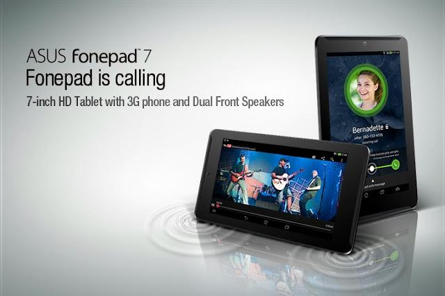 """ASUS Fonepad 7 - """"Fonepad is Calling"""""""