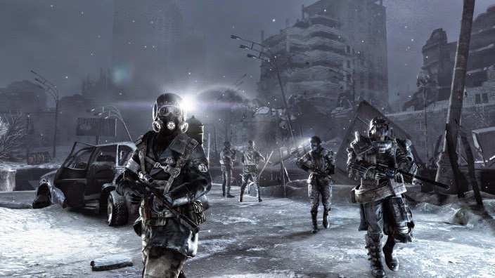 Metro 2033 Redux Full Torrent İndir
