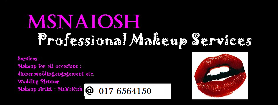 MsNaiOsh Makeup Services