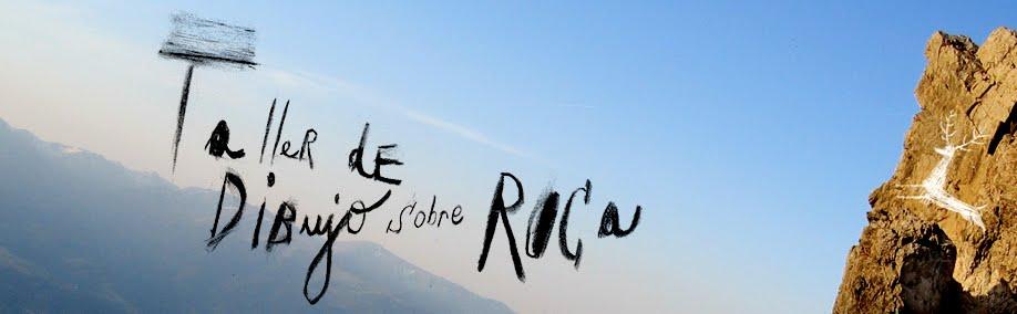 Dibujo sobre Roca * ARTE y auto-orientación