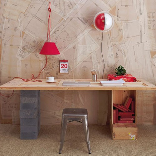 DIY: Writing Desk