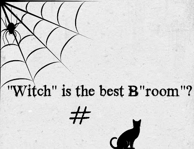 Witch's Broom Tag