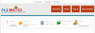 filemates premium accounts 13 september 2012 With Proof
