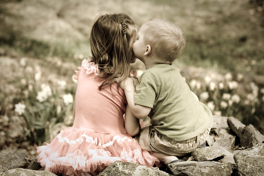 cute love baby couple - photo #29