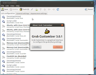 how to install grub customizer in ubuntu