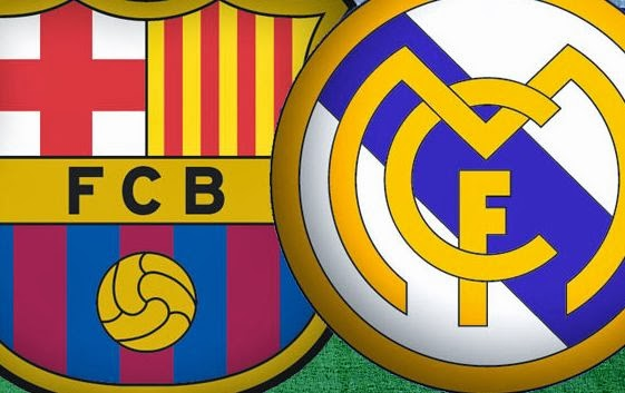 Clasico Barcelona vs Real Madrid