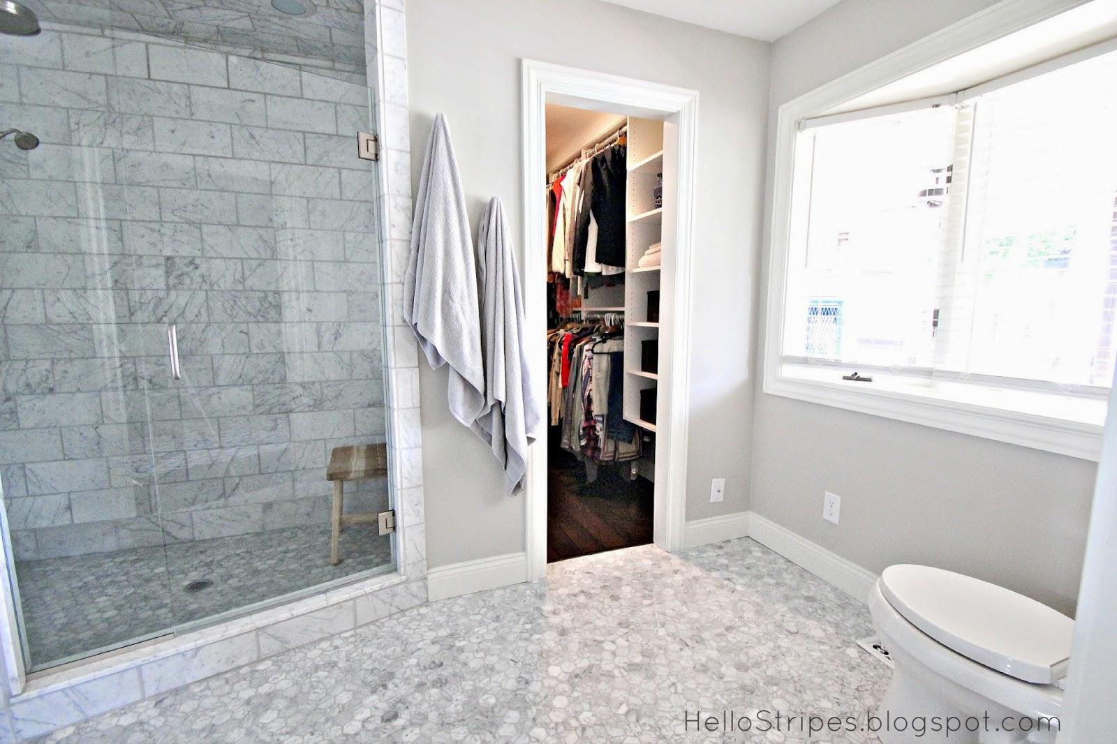 Revere pewter bathroom