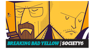 BREAKING BAD YELLOW