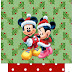 Mickey and Friends Speciall Christmas: Free Party Printables.
