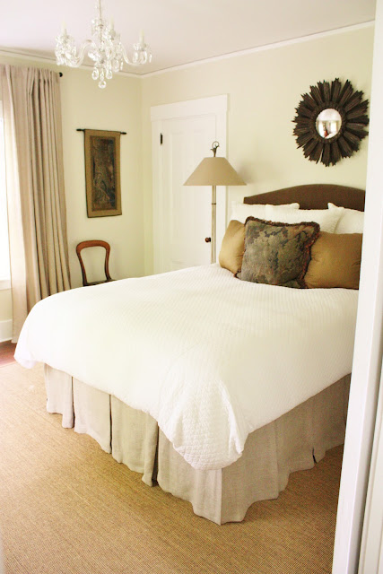 Farmhouse friday for the love of a house sweet for Farmhouse guest bedroom