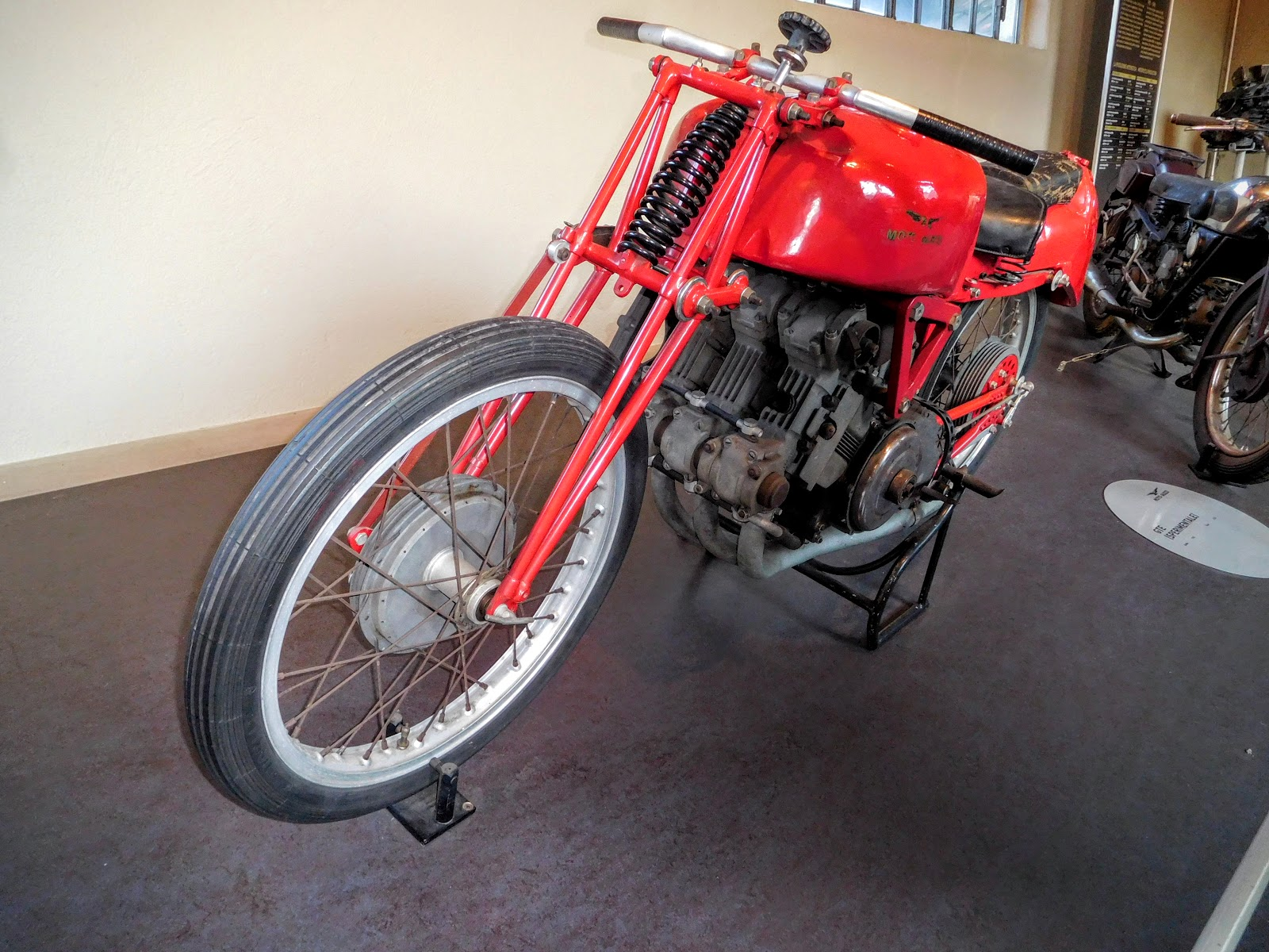 NYDucati:  1940 Moto Guzzi Tre Cilindri 2