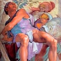 'El profeta Jonàs (Michelangelo Buonarroti)'