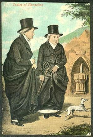 Catherine Cavendish: The Enigmatic Ladies of Llangollen