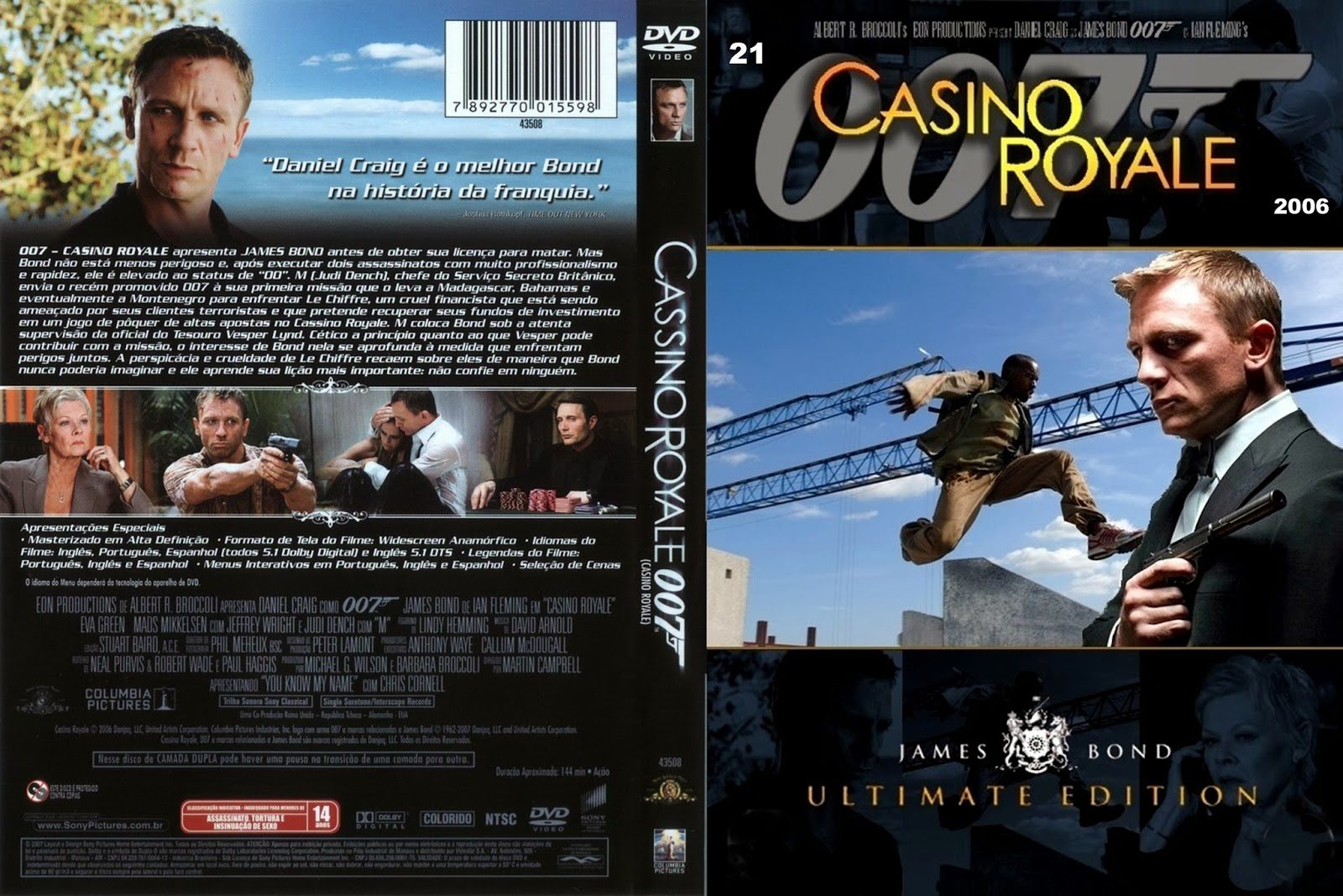 videos of casino royale