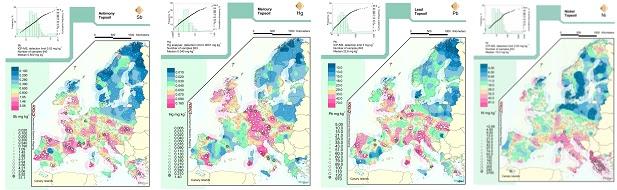 Xananatura qumicos contaminantes contaminacin en europa publicados mapas interactivos de contaminacin atmosfrica de la ue urtaz Image collections