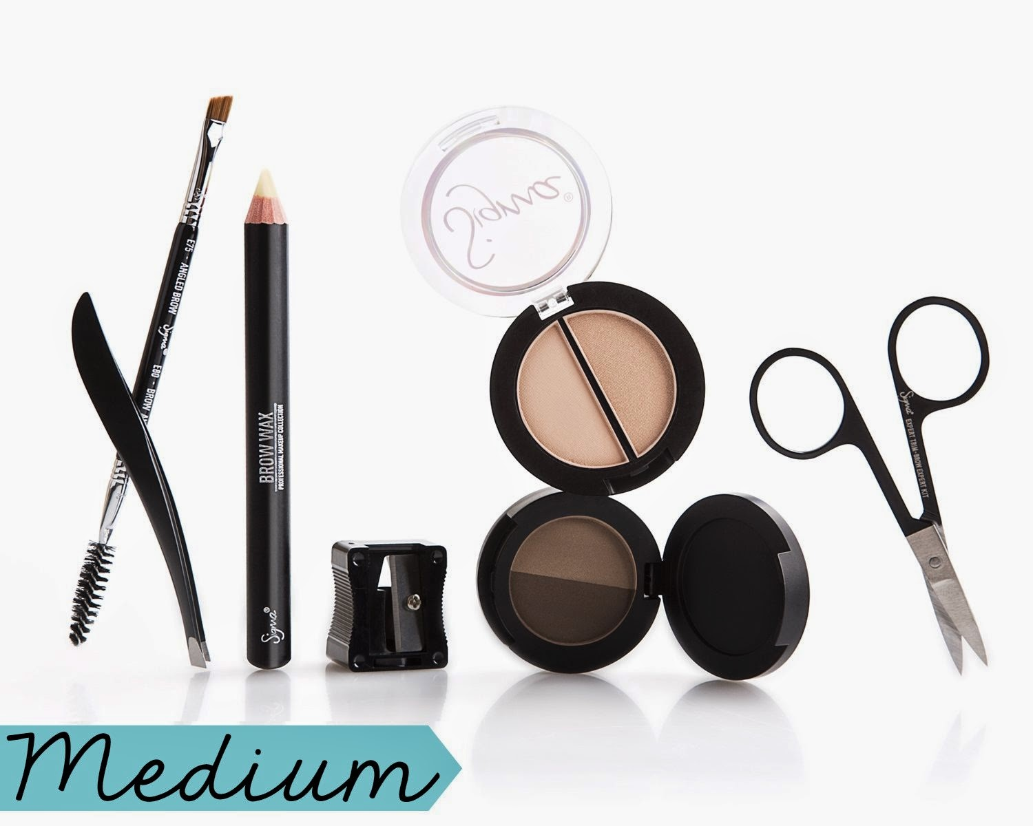 Sigma Brow Expert Kit in Medium — A Modern Mrs.