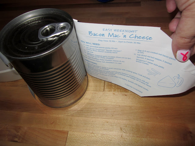 Progresso Recipe Starter Cheese