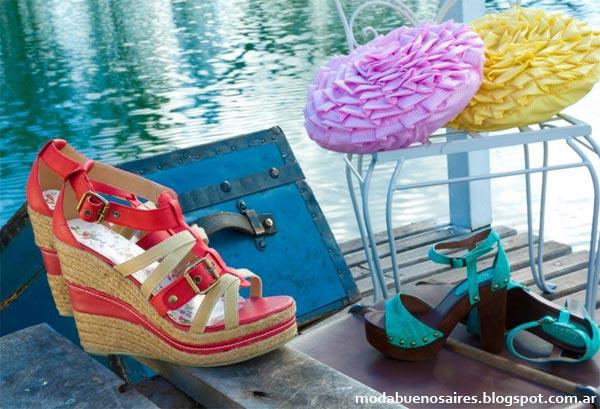 Zapatos y Sandalias primavera verano 2013. Anca & Co 2013.