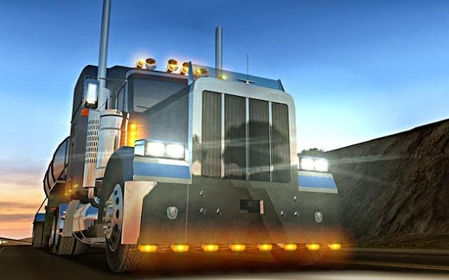 لعبة قيادة الشاحنات TruckSaver