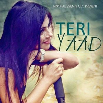 Teri Yaad Lyrics - Vijay Prakash